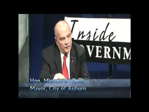 INSIDE GOVERNMENT FEBRUARY 14th, 2017 AUBURN MAYOR MICHAEL D. QUILL