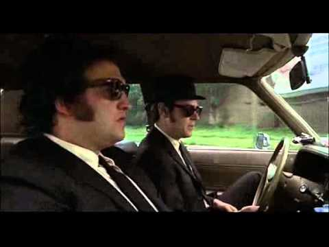The Blues Brothers - Opening scene/She caught the katy
