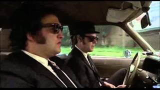 The Blues Brothers Opening scene She caught the katy