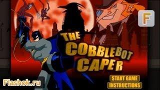 видео Играть в игры бэтмен онлайн бесплатно
