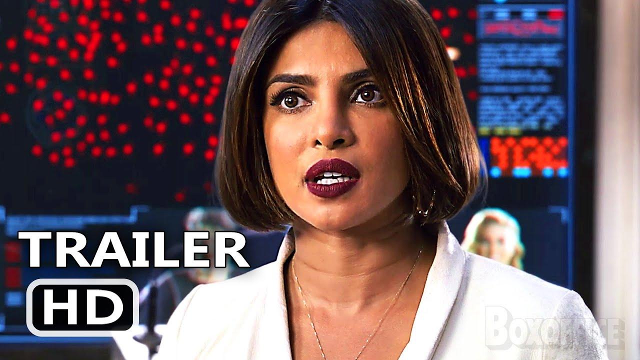 WE CAN BE HEROES Trailer # 2 (2021) Priyanka Chopra, Sharkboy and Lavagirl 2 Movie HD