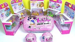 LOL Under Wraps Jelly Layer Fashion Crush ve Cutie Cars Sürpriz Kargosu | Zep