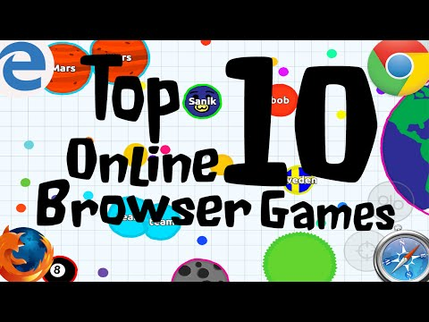 Top Ten Online Browser Games 2016