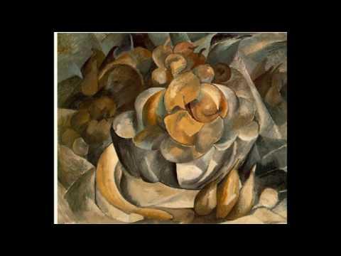 Georges Braque 喬治·布拉克(1882-1963)