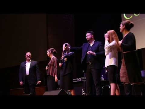 The Collingsworth Family  a cappella O Holy Night 101417