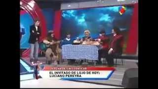 La peña de Sin Codificar con  Luciano Pereyra 1/2