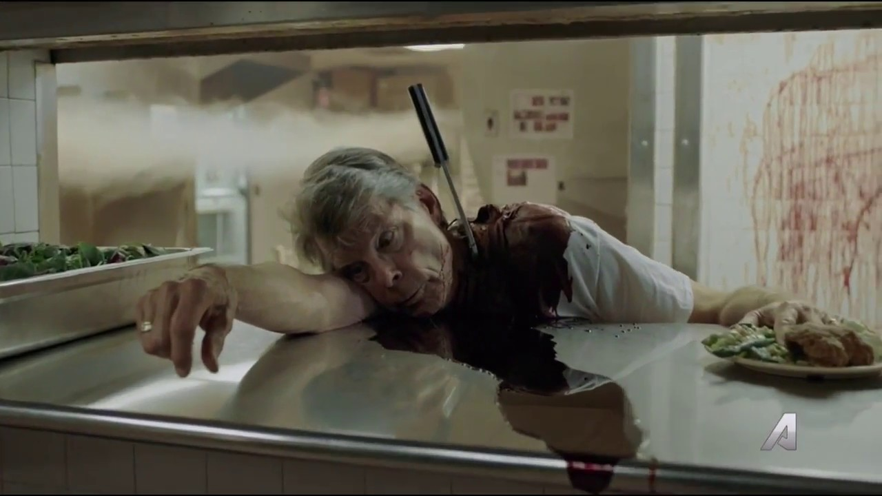 Download Stephen King's cameo in Mr. Mercedes S01E06