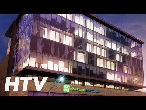 Hotel Holiday Inn Express & Suites Bogota Zona Financiera en Bogotá
