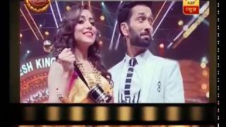 HOT NEWS: Nakuul Mehta bags trophy for best actor in Gold Awards