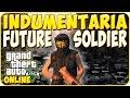 Gta 5 Online  - Tener Indumentaria Future Soldier - Gta 5 Online Glitch