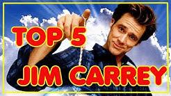 Die BESTEN FILME mit JIM CARREY - TOP 5