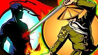 НОВОЕ НАЧАЛО #4 Видео   прохождение игры Shadow Fight 2 бой с тенью от Funny Games TV