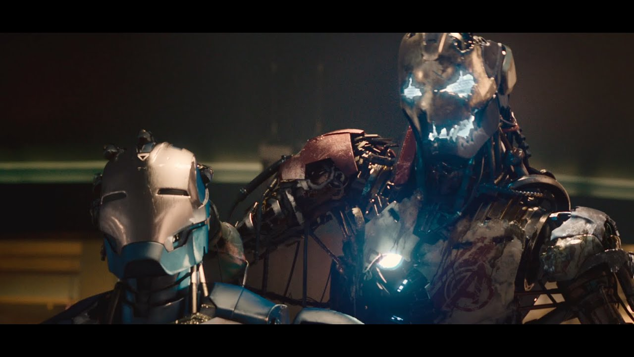 Marvel's Avengers: Age of Ultron - Extended Trailer Ufficiale | HD