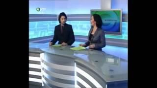Прикол в новостях Прямой эфир новостей)))