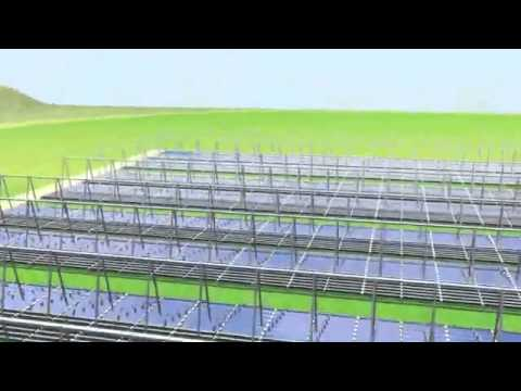 Concentrating Solar Power Plants 1 MW- 5 MW (Fresnel technology) - YouTube