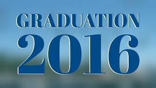2016 EBI&C Graduation Service