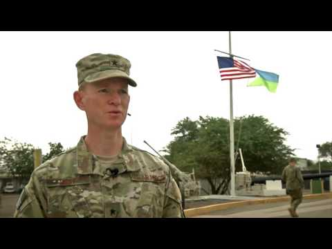 Brandon Roth: Mission to Africa - US Troops Fighting Terrorism