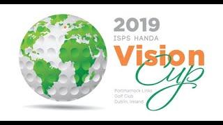 2019 ISPS Handa Vision Cup Review - Portmarnock Links Golf Club Ireland