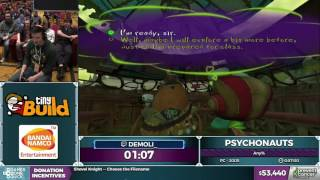 Psychonauts by demoli in 53:32 - Awesome Games Done Quick 2017 - Part 4