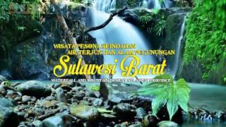 Wisata Air Terjun dan Alam Pegunungan Sulawesi Barat