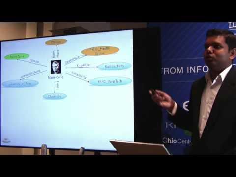 Kalpa Gunaratna: Semantics-based Summarization of Entities in Knowledge Graphs