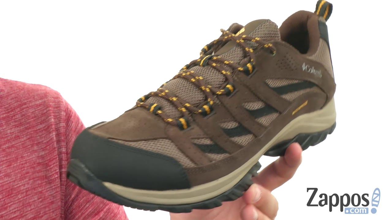 23fa5c43219 Columbia Crestwood Waterproof | Zappos.com