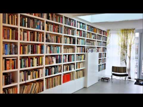 Boekenkast op Maat - YouTube