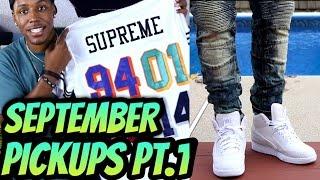 September Pickups Pt.1 Five Four Club/HUF/Embellish & More!