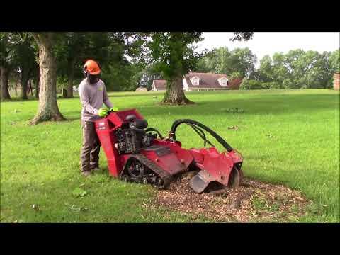 Toro STX 26 Stump Grinder