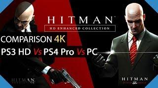 HITMAN HD Enhanced Collection: Original Vs Remaster! Is it worth $60? (4K)