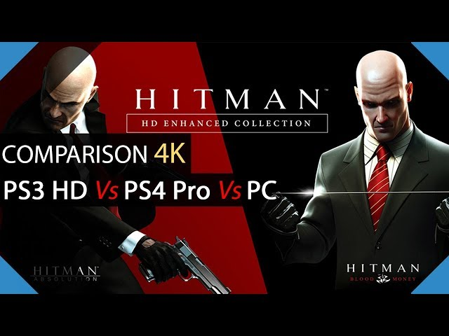 Hitman Hd Enhanced Collection Original Vs Remaster Is It Worth 60 4k Youtube