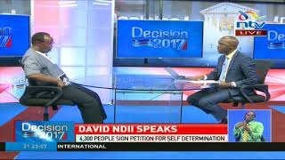 If change will not come through the ballot, it will through the bullet - David Ndii