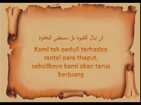 Nasyid Ghurabaa' (teks Arabic Dan Terjemahan)