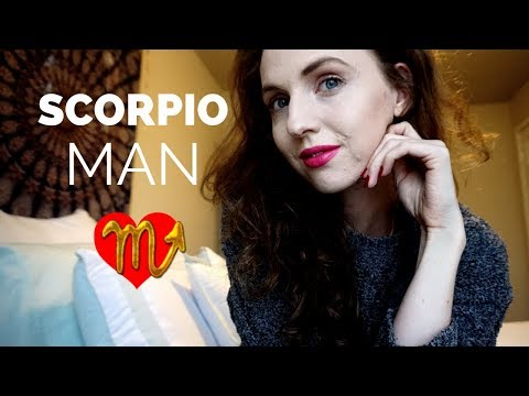 How to get a scorpio guy