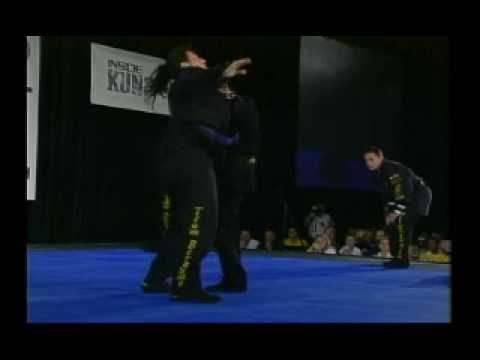 Master Ralph Bergamo Action Clips