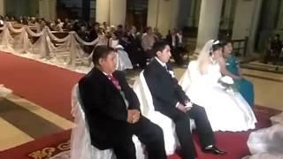 Transmisiòn en vivo 27 - 08 2016 Tarma Matrimonio para Nilo Huaranga en EEUU