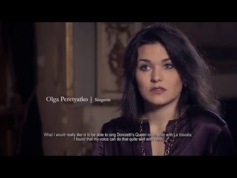 Interview Olga Peretyatko