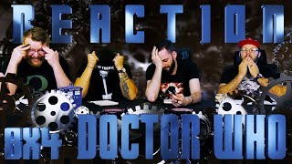 Doctor Who 8x4 REACT ON Listen