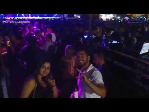 Yara Tchê e Alessandro abertura dos festejos de São Gonçalo 2017