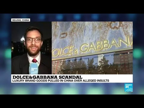 """Dolce and Gabbana """"will pay for their mistake"""" over controversial ad"""