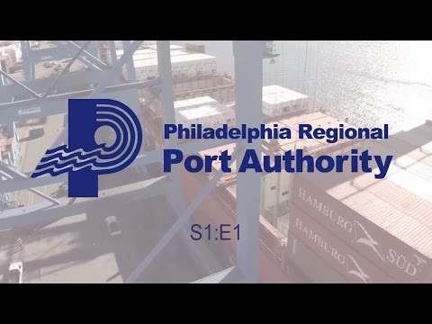 (S1:E1) A Revolutionary View of the Port of Philadelphia