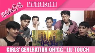 "PARAH, AUTO ***** !! [IMAGE™] ""Girls' Generation-Oh!GG - Lil' Touch"" MV REACTION"