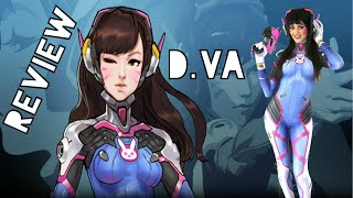 d va cosplay suit full unboxing review video