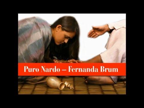 Puro Nardo - Fernanda Brum (Playback e Legendado)