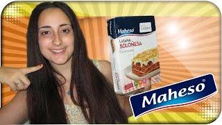 MENÚ DE SEMANA SANTA/ Maheso