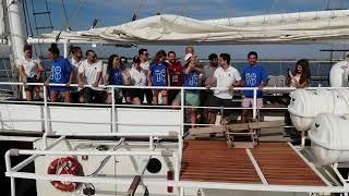 Los18   Barco Cervantes Saavedra   #Escala0