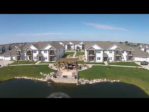 Grayhawk Apartment Complex In Ames, Iowa!