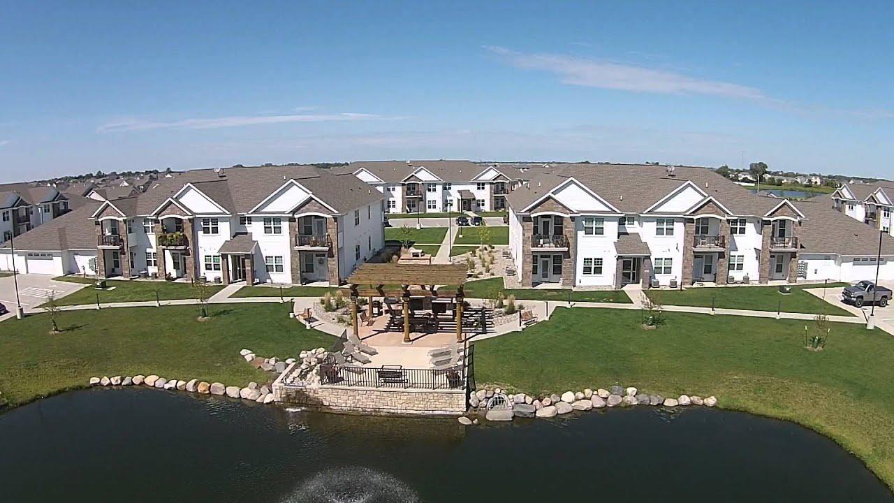 Grayhawk Apartment Complex In Ames, Iowa!