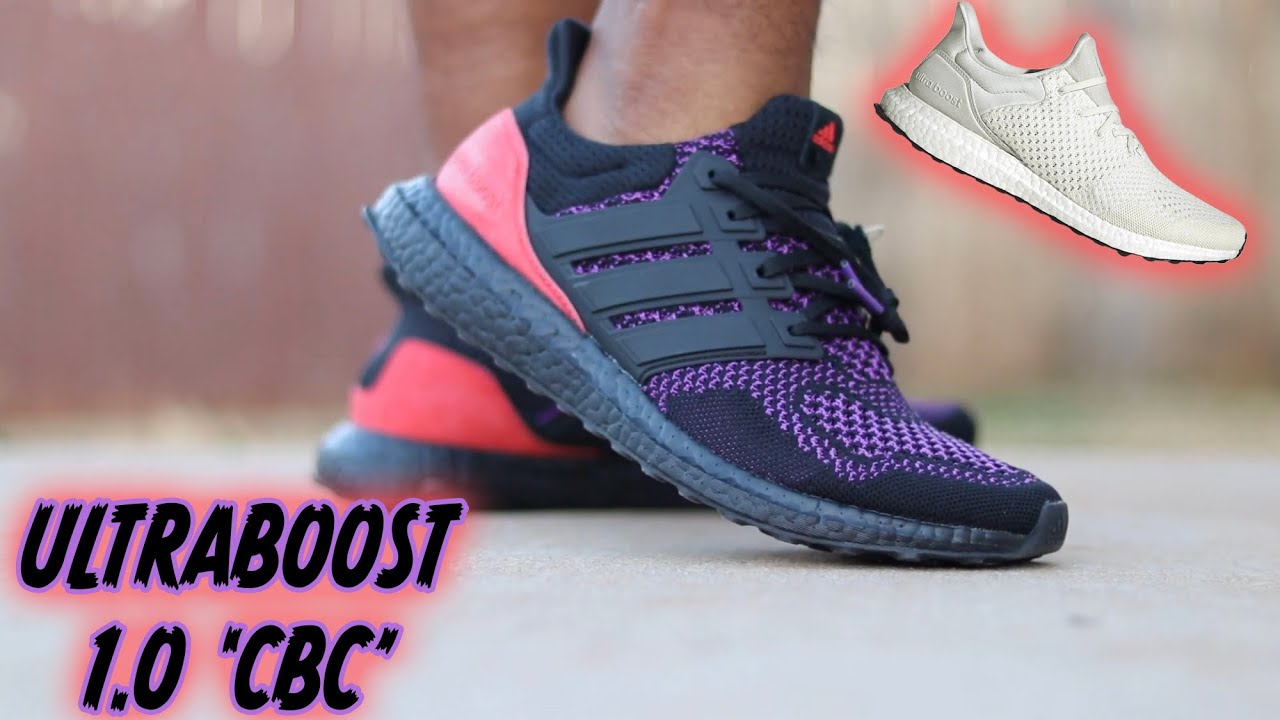 d0fc4e185 ULTRABOOST CBC ON FOOT + REVIEW!!! WHITE UNCAGED VERSION  - YouTube