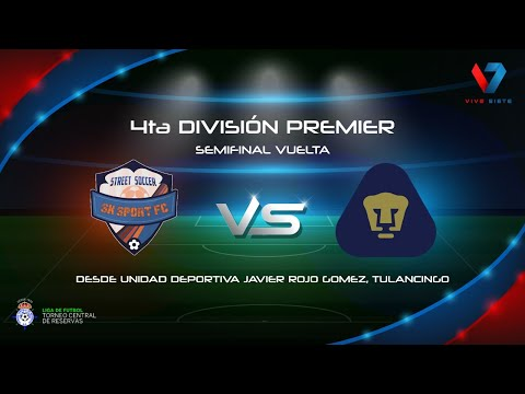 SK Street Sports Soccer Vs Pumas Formafut